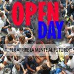 Open Day - 18 Gennaio 2020