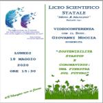 """Seminario dott. Moccia """" Sostenibilità, Start Up e Covid-19"""